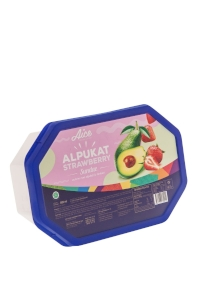 Container Aice Alpukat Strawberry Sundae 800ml TW-CT 93