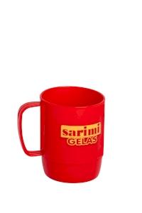 Glass Sarimi 350ml G-56