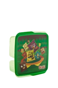 Lunch Box Oishi Green 700ml TW-LB 62