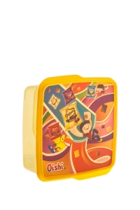 Lunch Box Oishi Yellow 700ml TW-LB 62