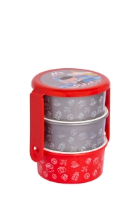 Lunch Box Morinaga Container 3 Susun Pilot 240ml TW-LB 76